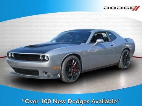 New 2018 DODGE Challenger T/A 392 RWD