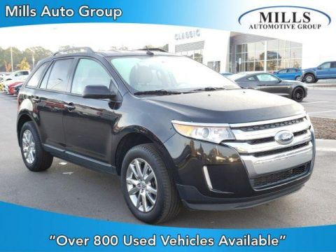 Pre-Owned 2014 Ford Edge 4dr SEL AWD
