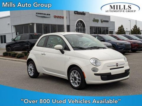 Pre-Owned 2014 FIAT 500 2dr HB Pop