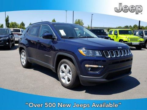 New 2019 JEEP Compass Latitude FWD FWD Sport Utility