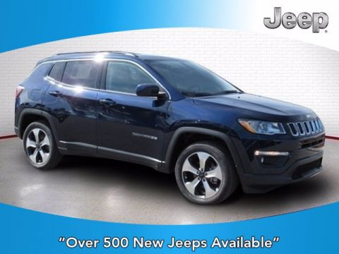 New 2018 JEEP Compass Latitude FWD Sport Utility