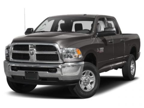 New 2018 RAM 3500 SLT 4x4 Crew Cab 8' Box