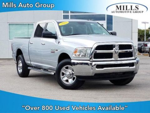 Pre-Owned 2016 Ram 2500 2WD Crew Cab 149 SLT RWD Crew Cab Pickup