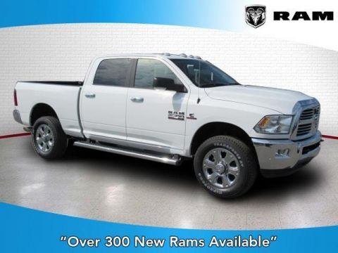 New 2018 RAM 2500 Big Horn 4x4 Crew Cab 6'4 Box
