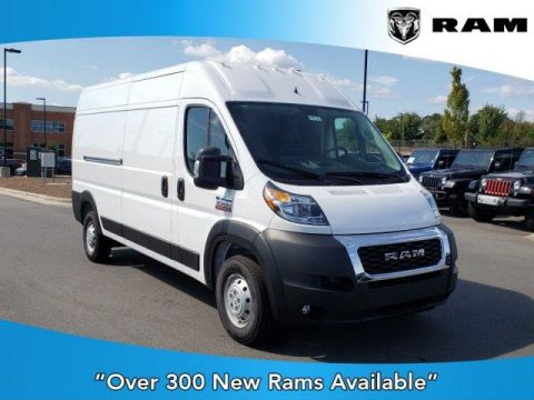 2019 RAM ProMaster 3500 High Roof 159 WB