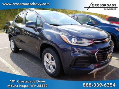 Pre-Owned 2018 Chevrolet Trax AWD 4dr LT AWD
