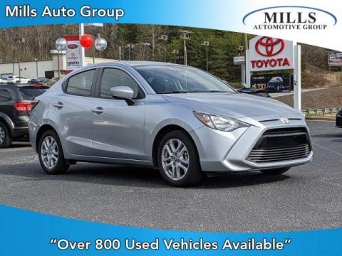 Pre-Owned 2018 Toyota Yaris iA Manual FWD 4dr Car