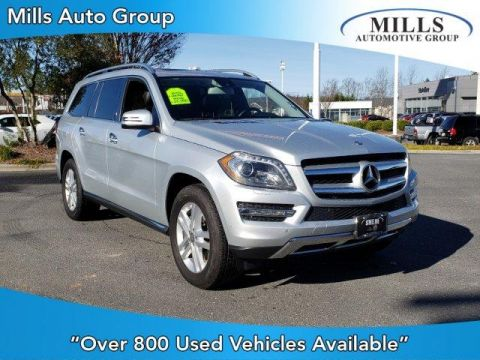 Pre-Owned 2016 Mercedes-Benz GL 4MATIC® 4dr GL 450 AWD