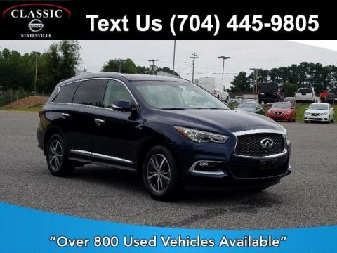 Pre-Owned 2016 INFINITI QX60 AWD 4dr With Navigation & AWD