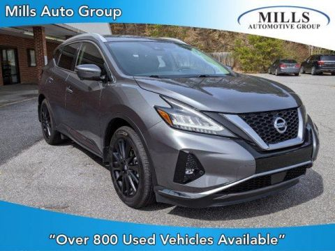 Pre-Owned 2019 Nissan Murano AWD SL AWD