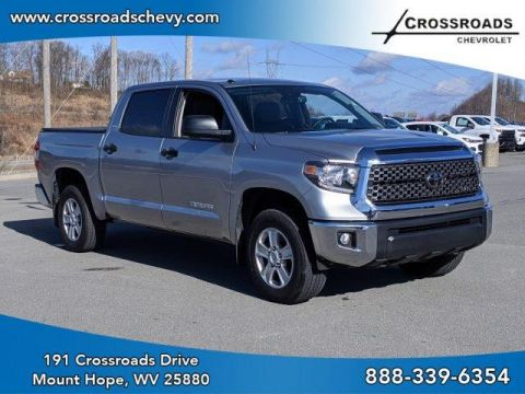 Pre-Owned 2019 Toyota Tundra SR5 CrewMax 5.5' Bed 4.6L