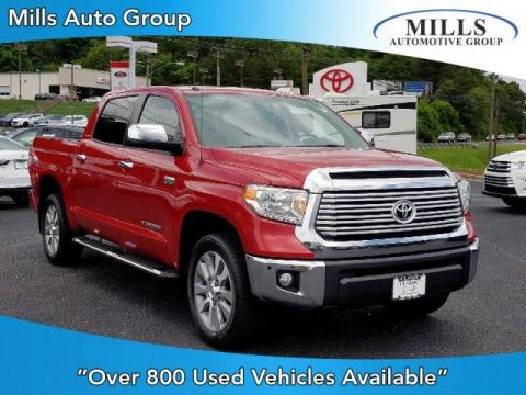 2016 Toyota Tundra 4WD CrewMax 5.7L FFV V8 6-Spd AT LTD