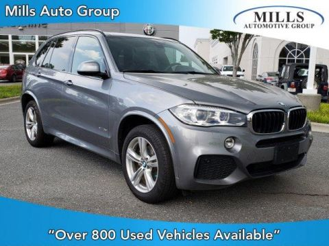 Pre-Owned 2016 BMW X5 AWD 4dr xDrive35i