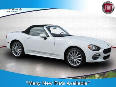 New 2017 FIAT 124 Spider Lusso Convertible