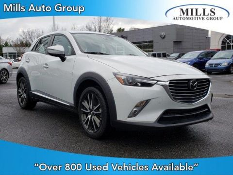 2016 Mazda CX-3 AWD 4dr Grand Touring