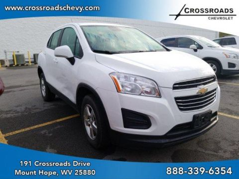 Pre-Owned 2016 Chevrolet Trax AWD 4dr LS w/1LS