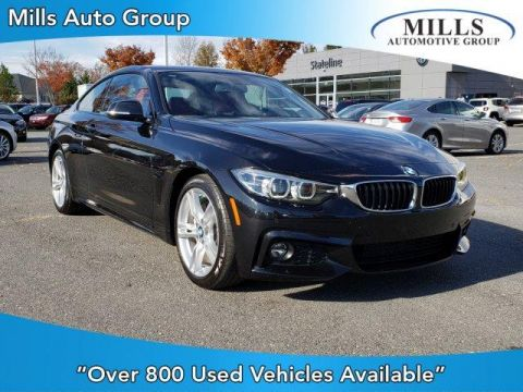 Pre-Owned 2018 BMW 4 Series 430i Coupe