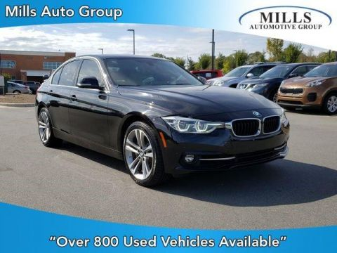 Pre-Owned 2016 BMW 3 Series 4dr Sdn 340i RWD RWD 4dr Car
