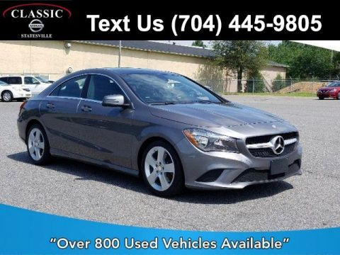 2016 Mercedes-Benz CLA CLA250 4MATIC® Coupe