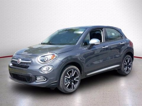 New 2018 FIAT 500X Pop FWD Sport Utility