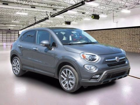 New 2018 FIAT 500X Trekking With Navigation